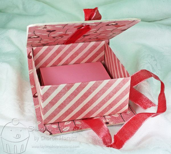Origami Box Tutorial Teacher Gift Set Paperfections