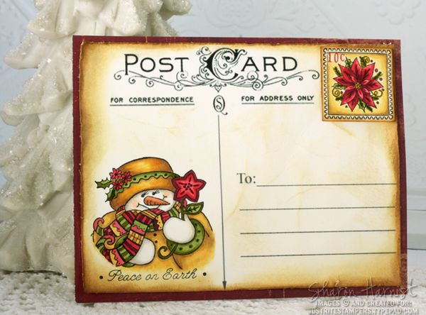 JustRite Christmas in July Blog Hop! - PaperFections