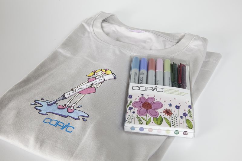 2014-7 Copic Giveaway