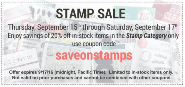 9-15 StampSale