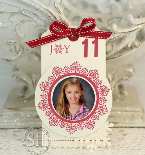 Season's Greetings StampTV Kit Tag 11