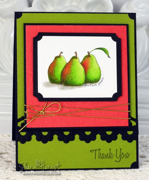 CCG2-HARNIST Perfect Pears-SH